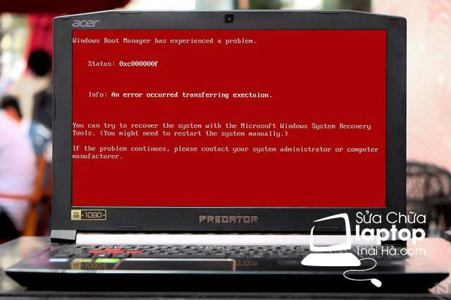 Có nhiều nguyên nhân làm cho màn hình bị ám đỏ