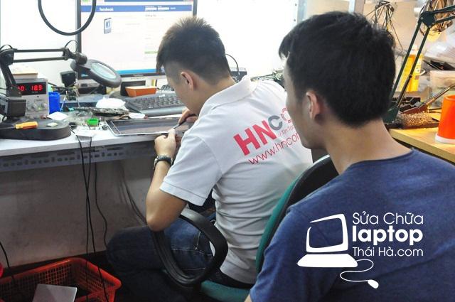 Sửa chữa Laptop Thái Hà là nơi uy tín tại Hà Nội