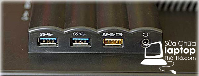 Cổng USB 3.0 trên laptop