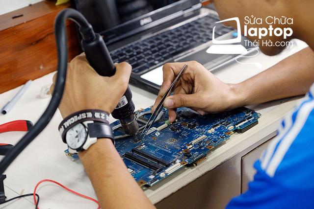 Hãy lựa chọn Thái Hà khi cần sửa chữa laptop