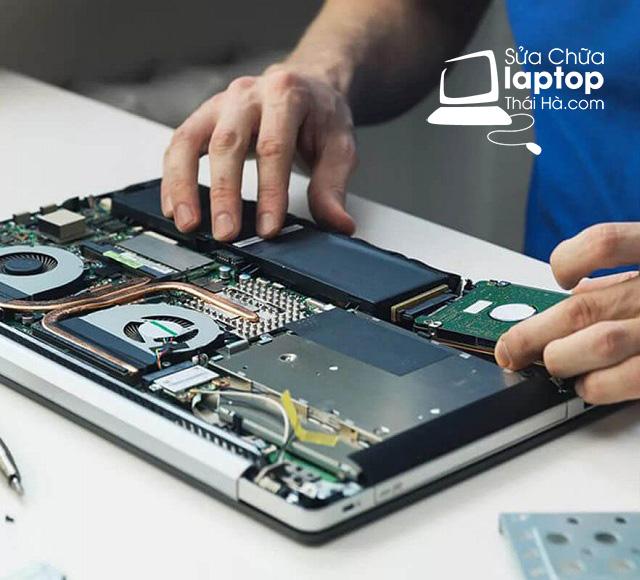 Linh kiện sử dụng cho laptop ảnh hưởng đến giá thành khi sửa chữa