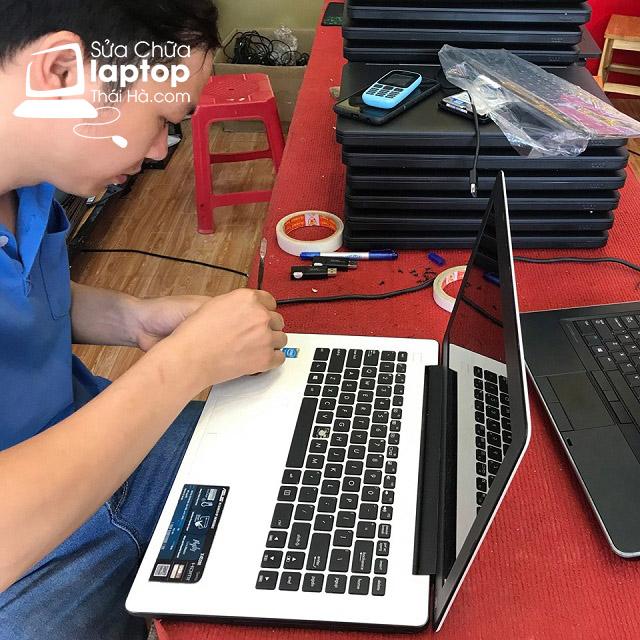 Sửa Laptop Thái Hà - Địa chỉ bạn có thể chọn để sửa lỗi Laptop