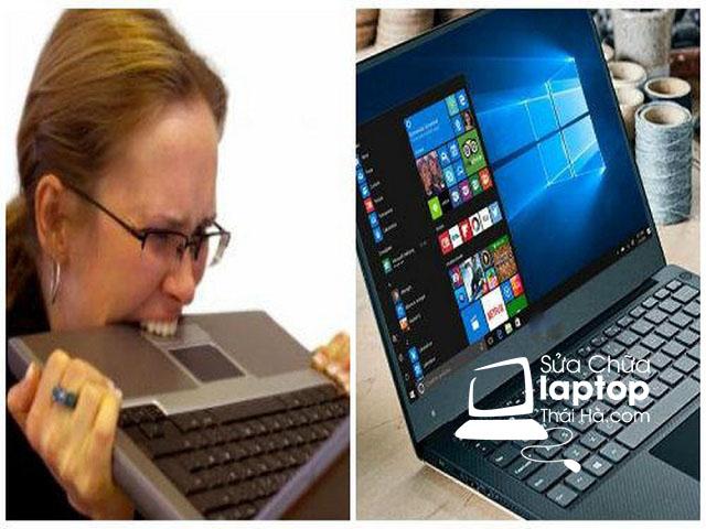 Cách khắc phục laptop bị sập nguồn