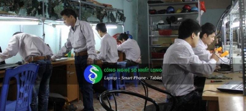 Địa chỉ sửa laptop ở Hà Nội