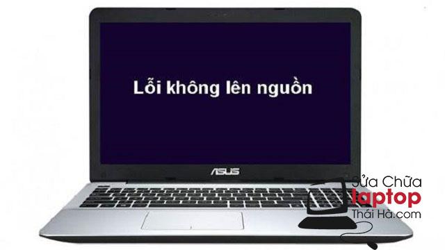 Nguyên nhân laptop bật nguồn không lên